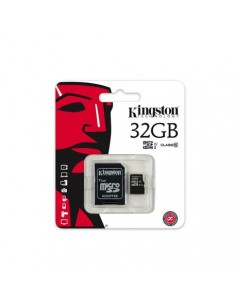 Micro SD 32 Go KINGSTON...
