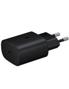 réparation CHARGEUR SAMSUNG USB-C 25W / 3A - SUPER FAST CHARGE NOIR